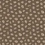 Картина вычерченной животной печати руки безшовная Абстрактная текстура кожи гепарда для поверхностного дизайна, ткани, упаковочн иллюстрация штока