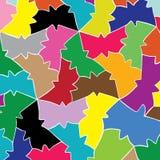 Картина влюбленности геометрической бабочки стоковое фото
