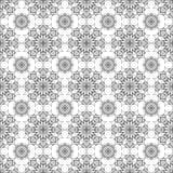 Картина геометрических контуров форм Стоковые Изображения RF