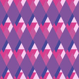 Картина геометрического косоугольника безшовная Стоковое Фото