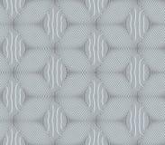 Картина геометрического стиль Арт Деко самомоднейшая футуристическая Стоковое фото RF