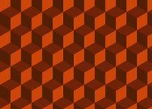 Картина геометрической предпосылки форм Стоковое Изображение RF