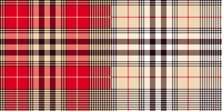 Картина Глена или шотландки houndstooth стоковая фотография rf