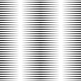Картина горизонтальных прямых repeatable геометрическая Нашивки, штриховатости Стоковые Изображения