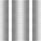 Картина горизонтальных прямых repeatable геометрическая Нашивки, штриховатости Стоковые Фото