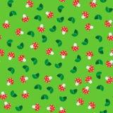 Картина грибов Стоковая Фотография RF