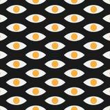 Картина глаз Стоковая Фотография RF