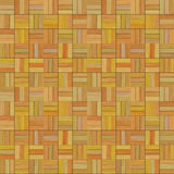 Картина деревянного пола безшовная Стоковая Фотография RF