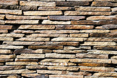 Картина декоративной поверхности каменной стены шифера Стоковая Фотография