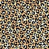 Картина леопарда Иллюстрация вектора