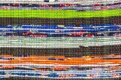 Картина детали ткани Стоковые Изображения
