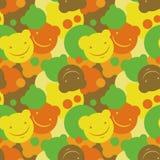 Картина детей улыбок бесплатная иллюстрация
