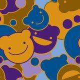 Картина детей шариков иллюстрация вектора