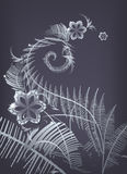 Картина заморозка Стоковая Фотография RF