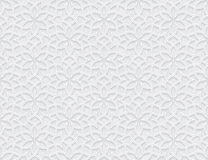 Картина звезды арабескы с светом Grunge - серой предпосылкой бесплатная иллюстрация