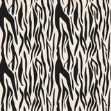 Картина зебры вектора безшовная Черно-белая красивая текстура Совершенно для упаковочной бумаги, постельное белье, ткань, ткань,  иллюстрация вектора