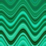 Картина зеленых линий Стоковая Фотография