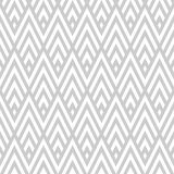 Картина зигзага стиля стиля Арт Деко безшовная Стоковая Фотография RF
