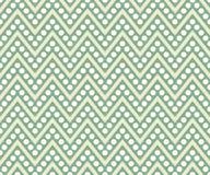 Картина зигзага Шеврона безшовная Стоковое Фото