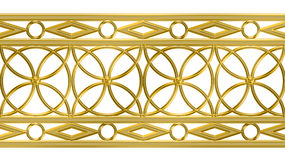 Картина золота Стоковая Фотография RF