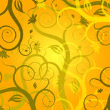 Картина золота стоковое изображение rf