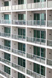 Картина зданий Windows Стоковая Фотография