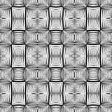 Картина дизайна безшовная monochrome декоративная иллюстрация вектора