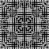 Картина дизайна безшовным снованная monochrome иллюстрация вектора