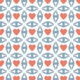Картина дизайна дня валентинки знака сердца Стоковые Изображения