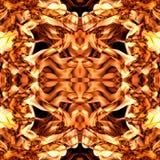 Картина дизайна дыма Стоковые Фотографии RF