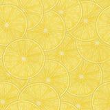 картина лимона безшовная Стоковые Фото