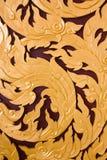 картина искусства тайская Стоковая Фотография RF