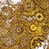 картина искусства флористическая Стоковые Фото