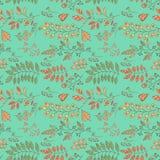 Картина листва Стоковое Изображение