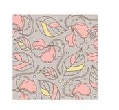 Картина листва Стоковое Изображение RF