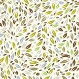 Картина лист цвета Стоковое Изображение