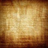 Картина и текстура Брайна деревянные от геометрического Стоковая Фотография RF