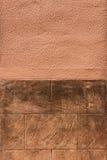 2 картина и текстура из бетонной стены Стоковая Фотография RF