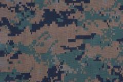 Картина камуфлирования армии США Стоковое Фото