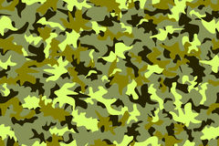 картина камуфлирования безшовная Стоковая Фотография RF