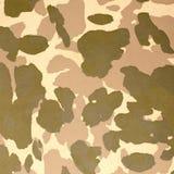 Картина камуфлирования пустыни Стоковая Фотография