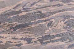Картина камуфлирования цифров Стоковые Изображения RF