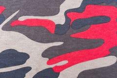 Картина камуфлирования для текстуры и предпосылки Стоковые Изображения