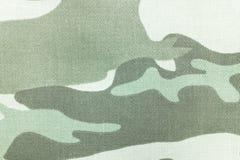 Картина камуфлирования для текстуры и предпосылки Стоковая Фотография RF