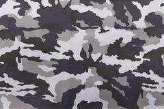 Картина камуфлирования для текстуры и предпосылки Стоковое Изображение