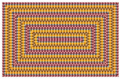 Картина карандаша Стоковое фото RF