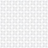 Картина каллиграфических ходов безшовная Стоковые Изображения