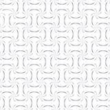 Картина каллиграфических ходов безшовная Стоковые Фотографии RF