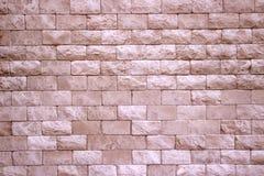 Картина кирпичная стена бежевого цвета стоковые фото
