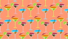 Картина коктеила Стоковое Изображение RF